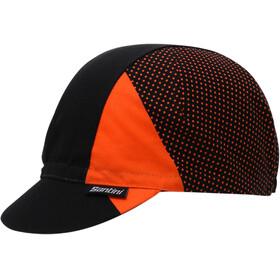 Santini Fase Hovedbeklædning orange/sort
